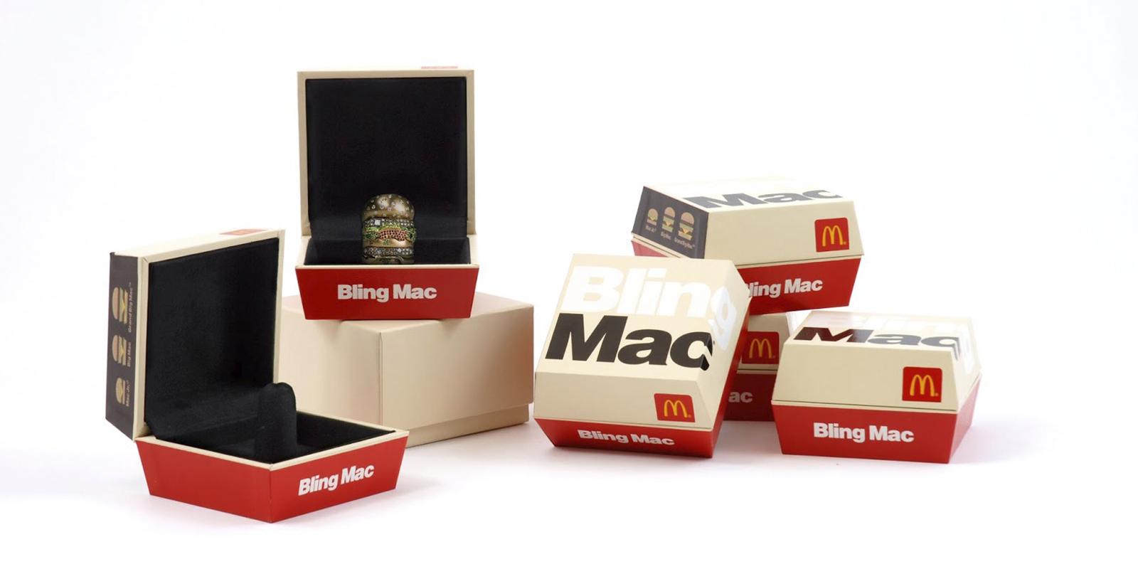SigmaQ crea empaque especial para McDonald's