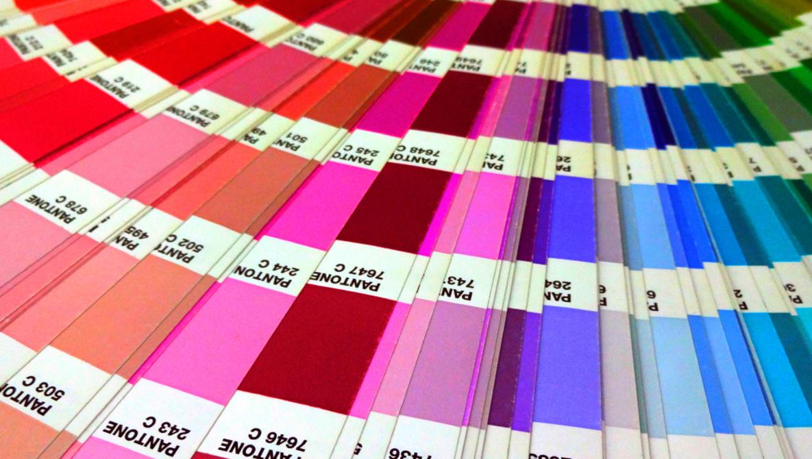 La importancia del color en los empaques