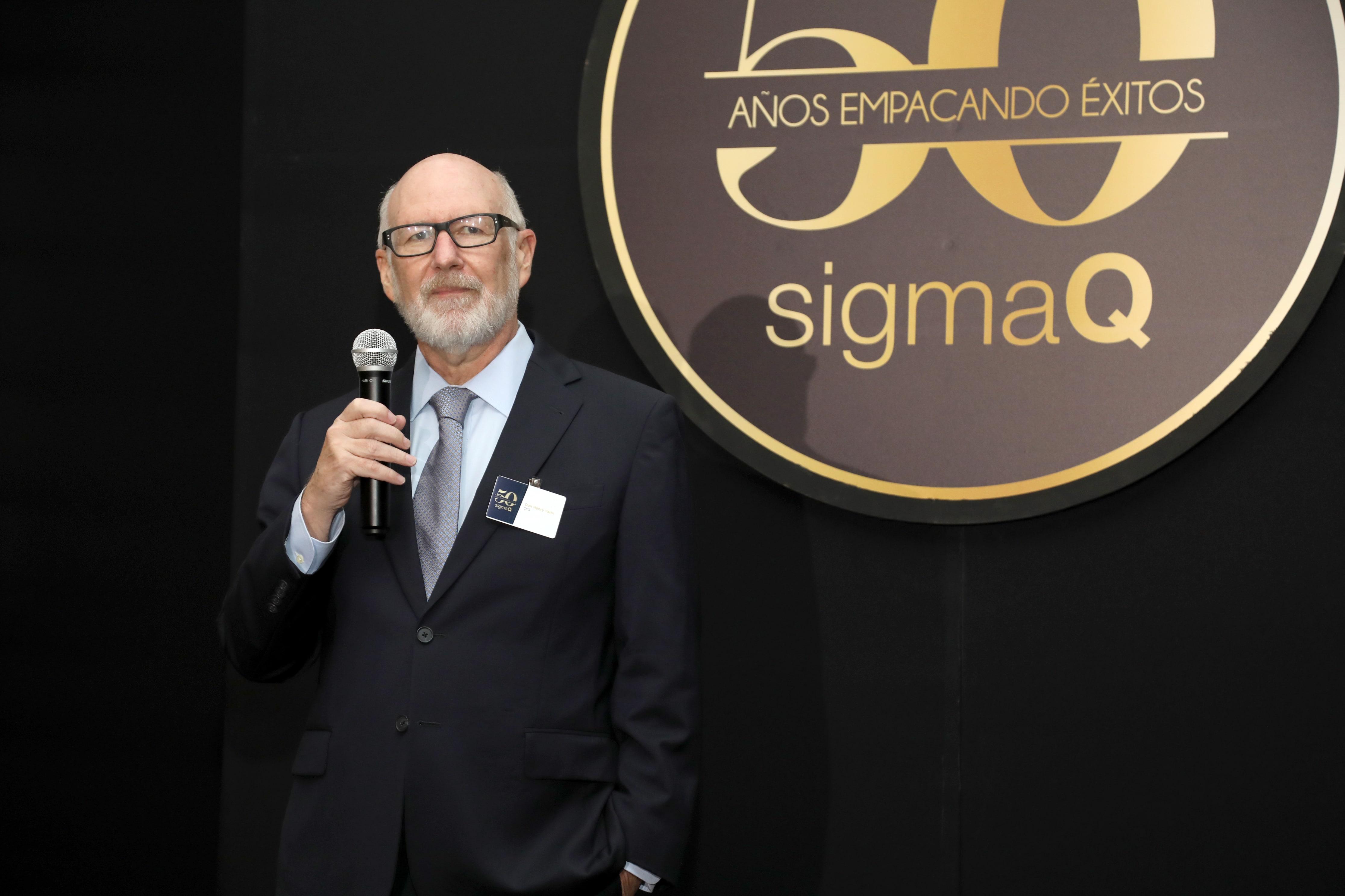 SigmaQ continua celebrando su 50 aniversario, esta vez en Panamá